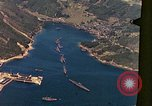 Image of The Japanese submarines being taken to the sea Sasebo Bay Japan, 1946, second 57 stock footage video 65675022269