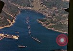 Image of The Japanese submarines being taken to the sea Sasebo Bay Japan, 1946, second 58 stock footage video 65675022269