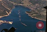 Image of The Japanese submarines being taken to the sea Sasebo Bay Japan, 1946, second 59 stock footage video 65675022269