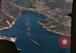 Image of The Japanese submarines being taken to the sea Sasebo Bay Japan, 1946, second 60 stock footage video 65675022269