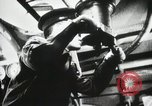 Image of Officers inside Japanese two-man midget submarine Pacific Theater, 1941, second 3 stock footage video 65675022276
