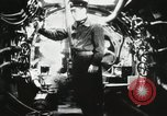 Image of Officers inside Japanese two-man midget submarine Pacific Theater, 1941, second 12 stock footage video 65675022276