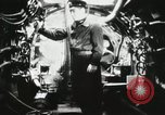 Image of Officers inside Japanese two-man midget submarine Pacific Theater, 1941, second 13 stock footage video 65675022276
