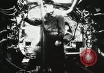 Image of Officers inside Japanese two-man midget submarine Pacific Theater, 1941, second 15 stock footage video 65675022276