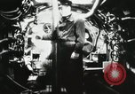 Image of Officers inside Japanese two-man midget submarine Pacific Theater, 1941, second 16 stock footage video 65675022276