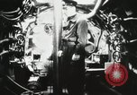 Image of Officers inside Japanese two-man midget submarine Pacific Theater, 1941, second 17 stock footage video 65675022276