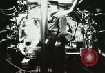Image of Officers inside Japanese two-man midget submarine Pacific Theater, 1941, second 18 stock footage video 65675022276