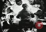 Image of Officers inside Japanese two-man midget submarine Pacific Theater, 1941, second 19 stock footage video 65675022276