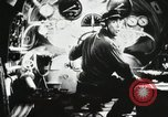 Image of Officers inside Japanese two-man midget submarine Pacific Theater, 1941, second 20 stock footage video 65675022276
