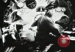 Image of Officers inside Japanese two-man midget submarine Pacific Theater, 1941, second 21 stock footage video 65675022276