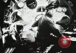 Image of Officers inside Japanese two-man midget submarine Pacific Theater, 1941, second 22 stock footage video 65675022276