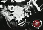 Image of Officers inside Japanese two-man midget submarine Pacific Theater, 1941, second 25 stock footage video 65675022276