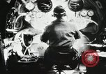 Image of Officers inside Japanese two-man midget submarine Pacific Theater, 1941, second 45 stock footage video 65675022276