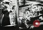 Image of Officers inside Japanese two-man midget submarine Pacific Theater, 1941, second 58 stock footage video 65675022276