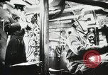 Image of Officers inside Japanese two-man midget submarine Pacific Theater, 1941, second 59 stock footage video 65675022276