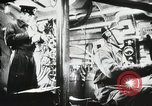 Image of Officers inside Japanese two-man midget submarine Pacific Theater, 1941, second 60 stock footage video 65675022276