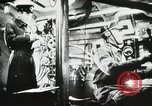 Image of Officers inside Japanese two-man midget submarine Pacific Theater, 1941, second 61 stock footage video 65675022276