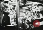 Image of Officers inside Japanese two-man midget submarine Pacific Theater, 1941, second 62 stock footage video 65675022276