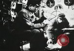 Image of Dramatized scenes aboard a Japanese midget submarine Pacific Theater, 1941, second 10 stock footage video 65675022277