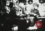 Image of Dramatized scenes aboard a Japanese midget submarine Pacific Theater, 1941, second 18 stock footage video 65675022277