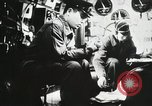 Image of Dramatized scenes aboard a Japanese midget submarine Pacific Theater, 1941, second 20 stock footage video 65675022277