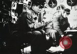 Image of Dramatized scenes aboard a Japanese midget submarine Pacific Theater, 1941, second 26 stock footage video 65675022277