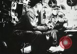 Image of Dramatized scenes aboard a Japanese midget submarine Pacific Theater, 1941, second 31 stock footage video 65675022277