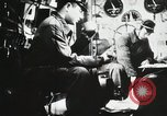 Image of Dramatized scenes aboard a Japanese midget submarine Pacific Theater, 1941, second 32 stock footage video 65675022277