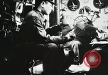 Image of Dramatized scenes aboard a Japanese midget submarine Pacific Theater, 1941, second 36 stock footage video 65675022277