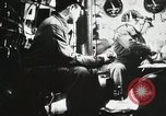 Image of Dramatized scenes aboard a Japanese midget submarine Pacific Theater, 1941, second 37 stock footage video 65675022277