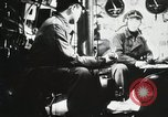 Image of Dramatized scenes aboard a Japanese midget submarine Pacific Theater, 1941, second 38 stock footage video 65675022277