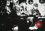 Image of Dramatized scenes aboard a Japanese midget submarine Pacific Theater, 1941, second 39 stock footage video 65675022277