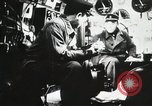 Image of Dramatized scenes aboard a Japanese midget submarine Pacific Theater, 1941, second 48 stock footage video 65675022277
