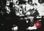 Image of Dramatized scenes aboard a Japanese midget submarine Pacific Theater, 1941, second 50 stock footage video 65675022277