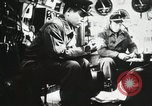 Image of Dramatized scenes aboard a Japanese midget submarine Pacific Theater, 1941, second 56 stock footage video 65675022277