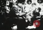 Image of Dramatized scenes aboard a Japanese midget submarine Pacific Theater, 1941, second 59 stock footage video 65675022277