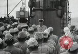 Image of Japanese submarine departs for a mission Indian Ocean, 1942, second 3 stock footage video 65675022287