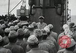 Image of Japanese submarine departs for a mission Indian Ocean, 1942, second 5 stock footage video 65675022287