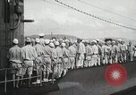 Image of Japanese submarine departs for a mission Indian Ocean, 1942, second 6 stock footage video 65675022287