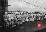 Image of Japanese submarine departs for a mission Indian Ocean, 1942, second 7 stock footage video 65675022287