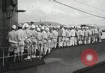 Image of Japanese submarine departs for a mission Indian Ocean, 1942, second 9 stock footage video 65675022287