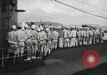 Image of Japanese submarine departs for a mission Indian Ocean, 1942, second 10 stock footage video 65675022287
