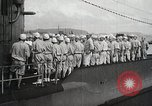 Image of Japanese submarine departs for a mission Indian Ocean, 1942, second 13 stock footage video 65675022287