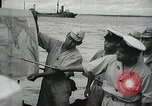 Image of Japanese submarine departs for a mission Indian Ocean, 1942, second 14 stock footage video 65675022287