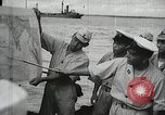 Image of Japanese submarine departs for a mission Indian Ocean, 1942, second 15 stock footage video 65675022287