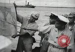 Image of Japanese submarine departs for a mission Indian Ocean, 1942, second 17 stock footage video 65675022287
