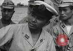 Image of Japanese submarine departs for a mission Indian Ocean, 1942, second 22 stock footage video 65675022287