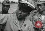 Image of Japanese submarine departs for a mission Indian Ocean, 1942, second 24 stock footage video 65675022287