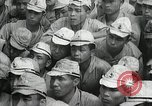 Image of Japanese submarine departs for a mission Indian Ocean, 1942, second 26 stock footage video 65675022287