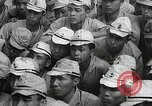 Image of Japanese submarine departs for a mission Indian Ocean, 1942, second 27 stock footage video 65675022287